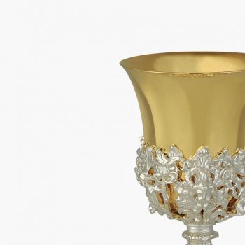 Chalices and patene