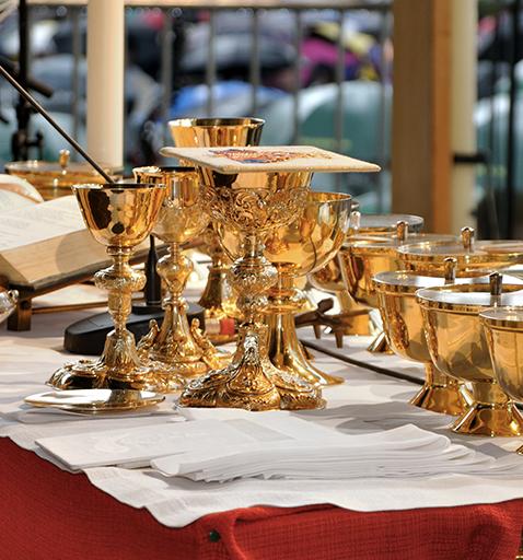 Arredi liturgici maranatha arredi liturgici for Arredi religiosi