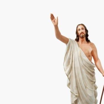Statue di Gesù Cristo
