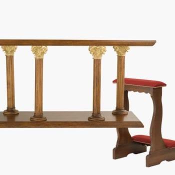Altari e inginocchiatoi