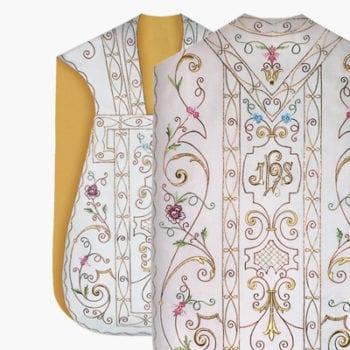 unique pieces vestments