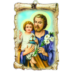 Picture of saint joseph 10 × 15 cm